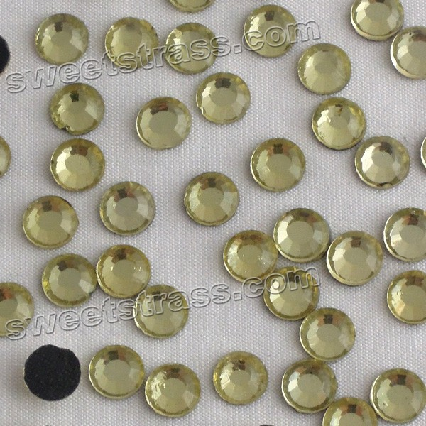 Loose Rhinestones Wholesale China A Jonquil SS40