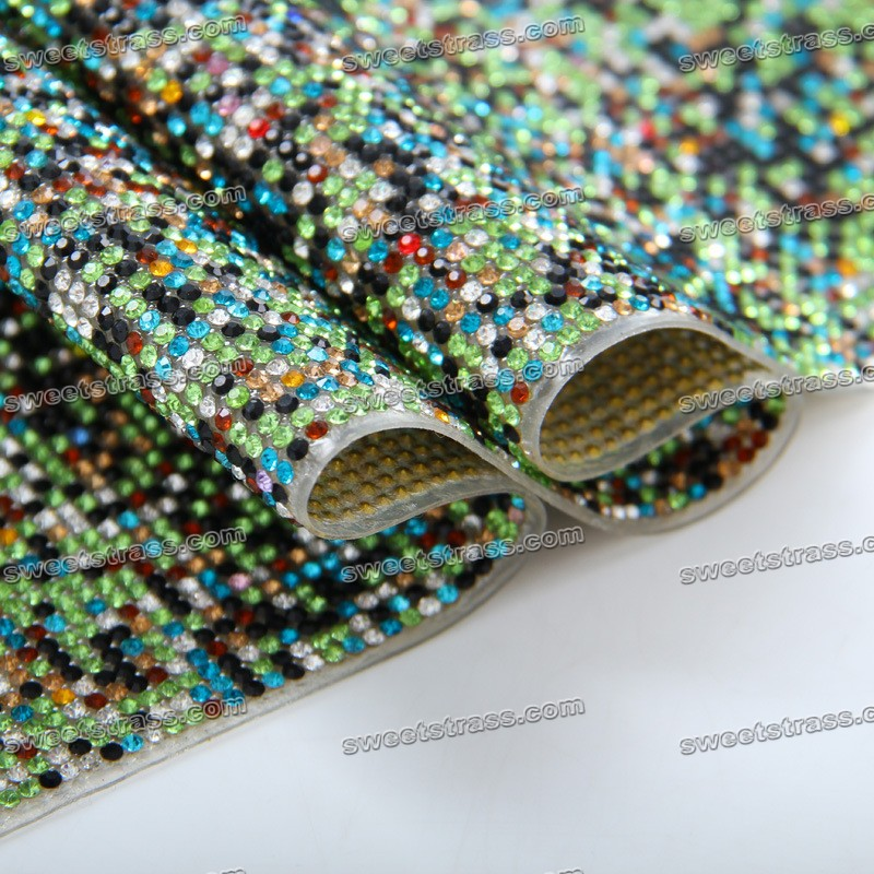 Wholesale Adhesive Rhinestone Roll