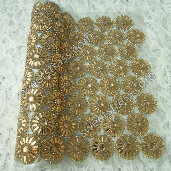 Self Adhesive Or Hot Fix Diamante Sheet Rhinestone Stick On Glue