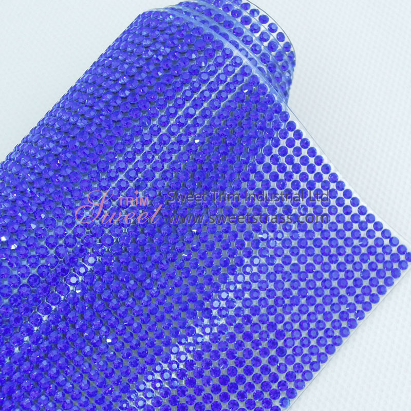 Wholesale 24*40cm Hotfix Rhinestone Strass Sheet Roll