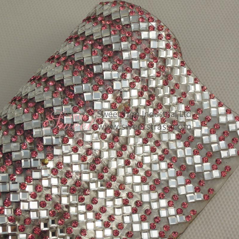 Hot Fix Crystal Stone Sheet Roll Wholesale