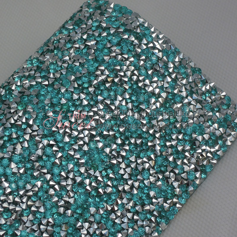 <b>SS12 Hotfix Epoxy Strass Sheet Trim Wholesale</b>