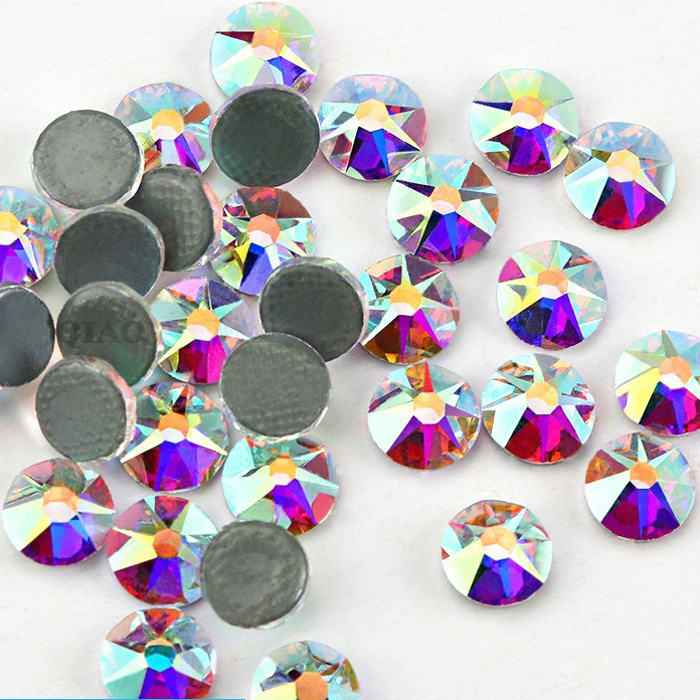 <b>​Crystal AB MC Hot Fix Rhinestone Strass Wholesale,China Supplier</b>
