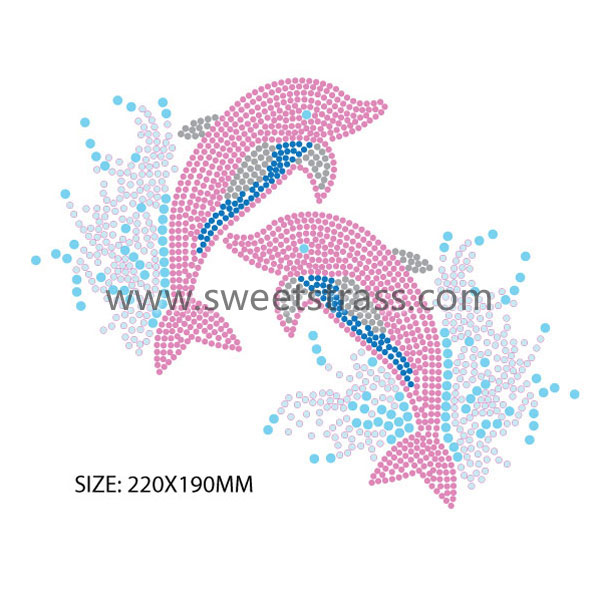 kids motif dolphin design