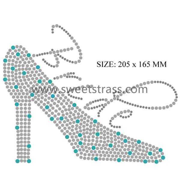 custom order motif high heel design