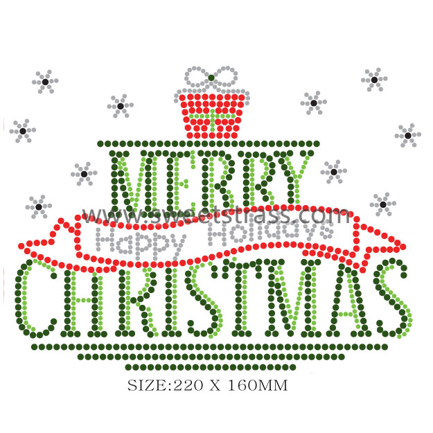Christmas holiday design pattern for promotion T-shirt